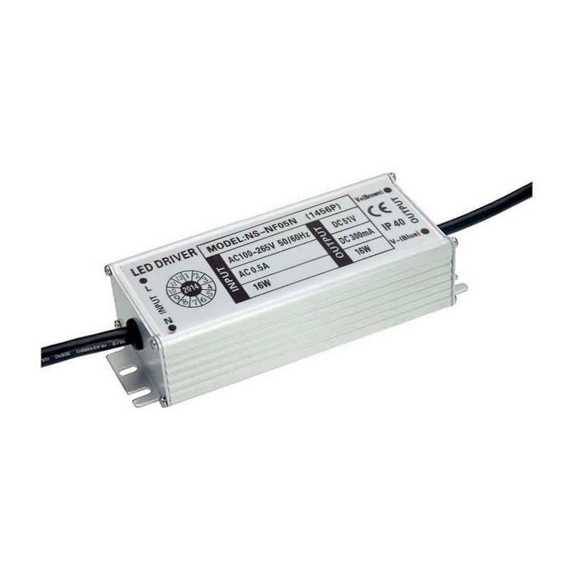 LED Driver DC51V/16W/300mA